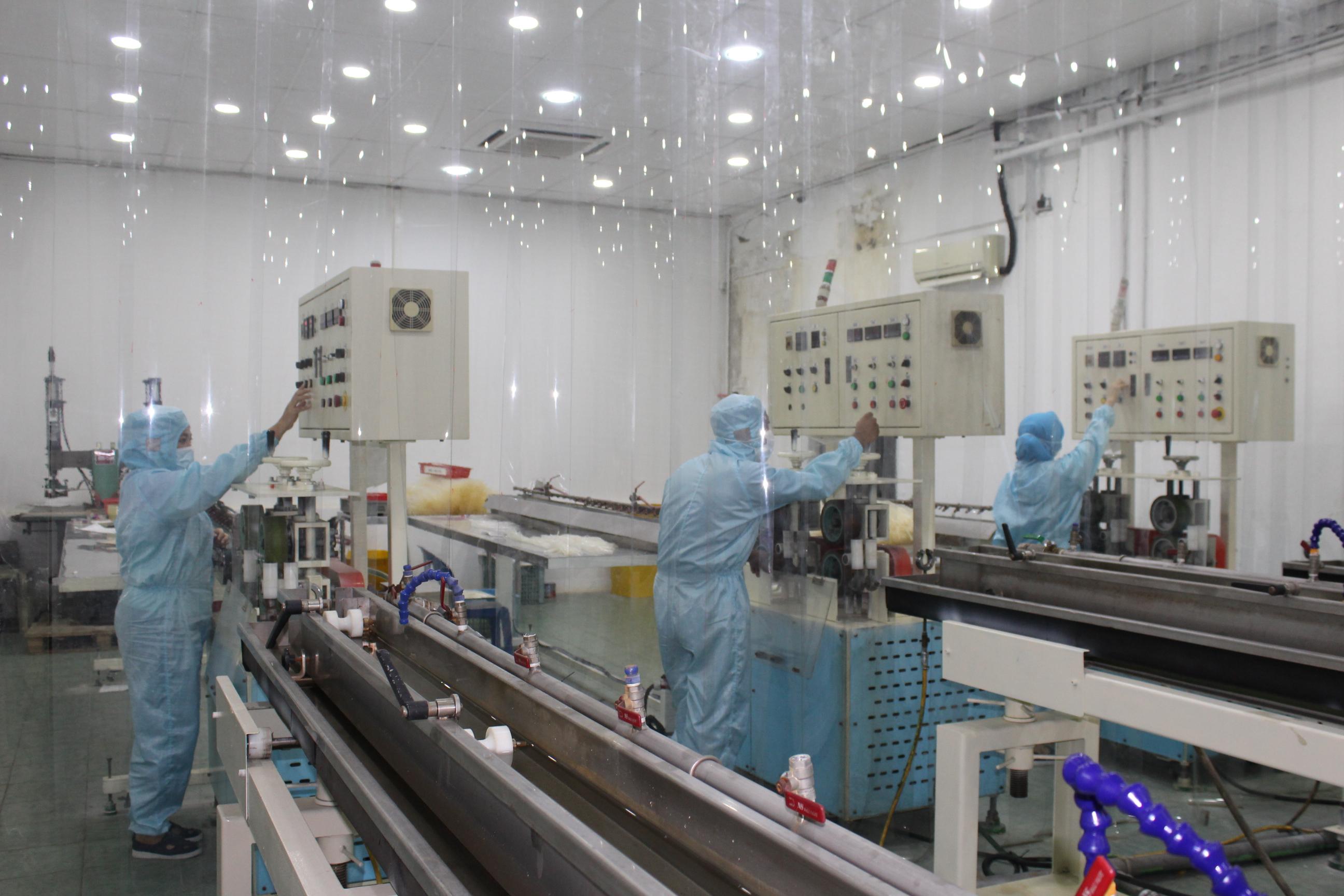 Medical bloodline tubing manufacturer